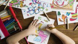 Indret børneværelset til kreativitet og leg