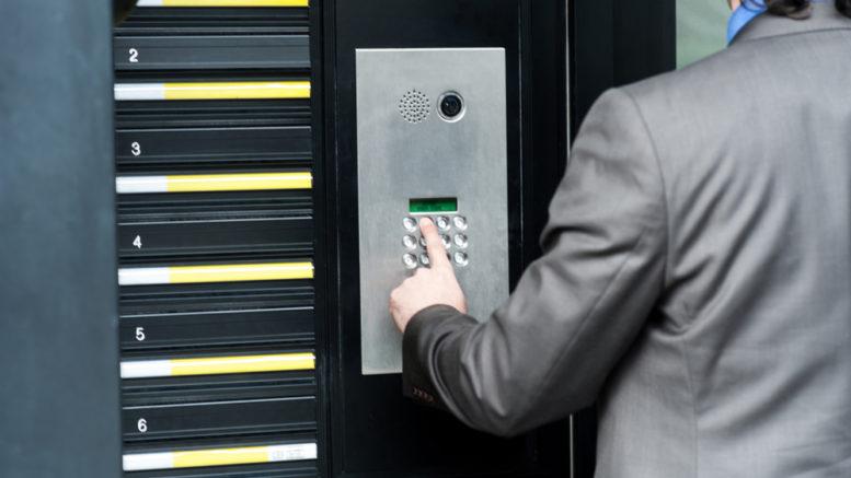 Smarte låsesystemer